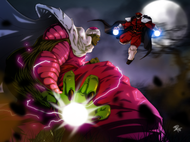 File:Bison vs piccolo by tovio911.png