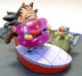 Giran MegaHouse Capsule Neo TenkaichiBudokai d