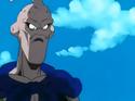 The Evil of Men - Evil Buu's mad close up