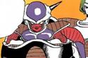 Frieza initial manga color