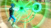 DBXV2 Future Warrior (Super Pack 3 DLC) Grand Smasher (Super Skill)