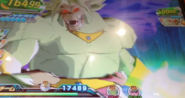 Emerald Great Ape Broly Eraser Cannon