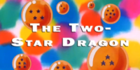 The Two-Star Dragon