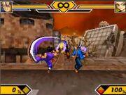 Twin Sword Slash 1