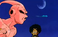 Old Buu Emerges - Kid Buu removes Good Buu
