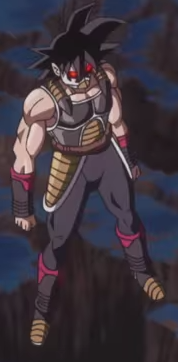 Bardock time breaker armor