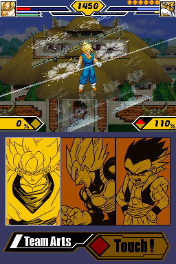 File:Dragon Ball Z - Supersonic Warriors 2 gogeta.png