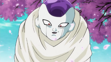 Frieza in a cocon hell