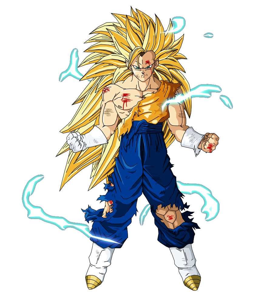 ForumHow Strong Would Vegito In SS2 And SS3 Be
