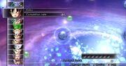 Raging Blast 2 Galaxy mode