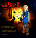 Android 18 BT3