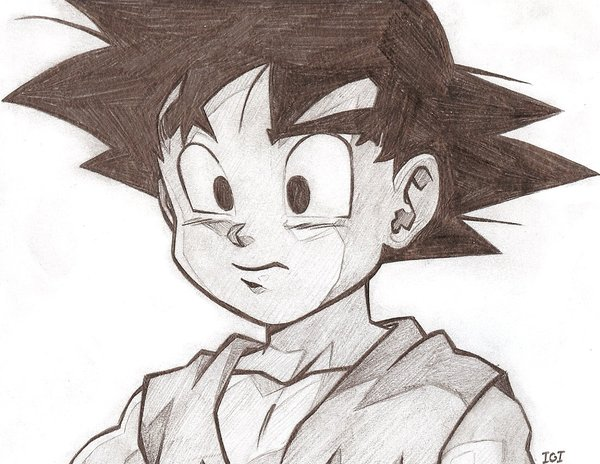 File:Goku Of Dragon Ball GT by IGI93.jpg