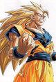 Goku ss3furious