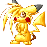File:Pikachu by kadycat.png