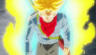 Trunks' new form