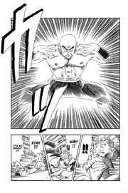 Tien uses the solar flare