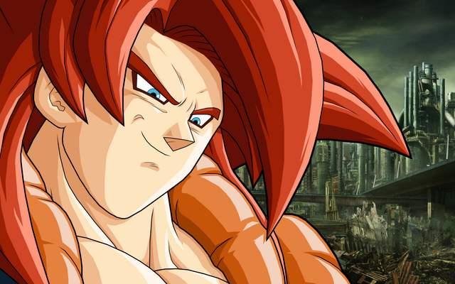 File:Gogeta SSJ4 Wastelands by drozdoo.png
