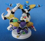 Tokusentai mini set front Bandai