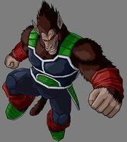 Great Ape Bardock