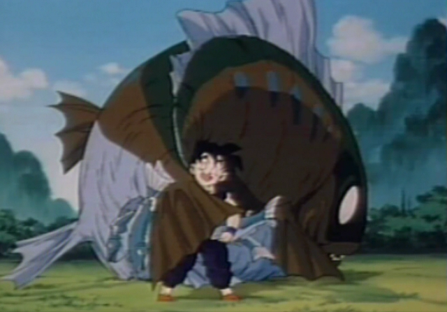 File:Gohan with fish.png