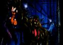 Bio Broly shows Goten to Trunks