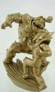 MegaHouse Neo Zarbon Monster Vegeta Gold