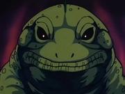 LizardLookingAtYajirobe