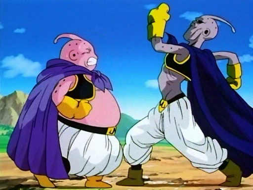 Best option for a majin characters