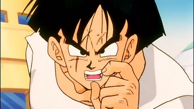 File:Yamcha prepares to fight Vegeta.png