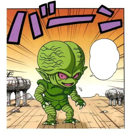 File:Oolong as a Saibaman in DBSD.jpg
