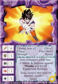 Ani-Mayhem Goku