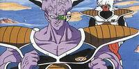 The Star Player Appears! Ginyu vs. Goku!