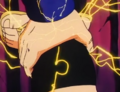 Darkness electric shock