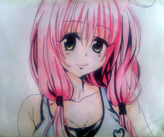 File:Lala satalin deviluke to love ru by haatonokoe-d5da7gs.jpg