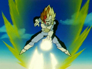 VegetaAttackingCell.Ep.189