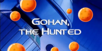 Gohan, the Hunted