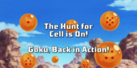 The Hunt for Cell is On! Goku, Back in Action!