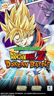 Dragon Ball Z- Dokkan Battle English Screen