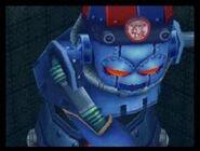 Pilaf Robot in Dragon Ball origins