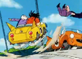 Goku's Ordeal - Glitch 2