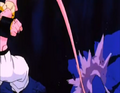 Ready to Fuse - Buu elastic tentacle