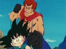 Silver vs Goku