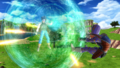 DBXV2 Future Warrior (Super Pack 3 DLC) Psycho Barrier (Super Skill)