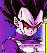 Dark vegeta base