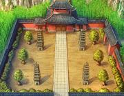 Orin Temple