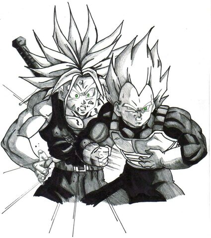 File:Ssj trunks and ssj vegeta 2 by trunks24.jpg