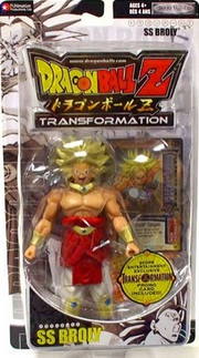 SSBroly JakksPacific Transformation