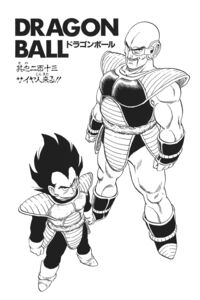 The Day of the Saiyans