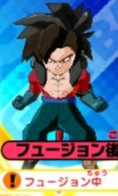 KF SS4 Vegeta (SS4 Goku)