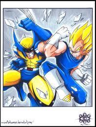 File:Vegeta vs Wolverine.jpg